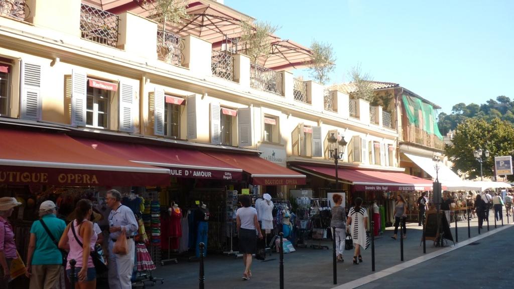 Restaurant Rue Saint Francois De Paule Nice