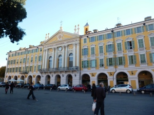 Place Garibaldi, also recently spruced up
