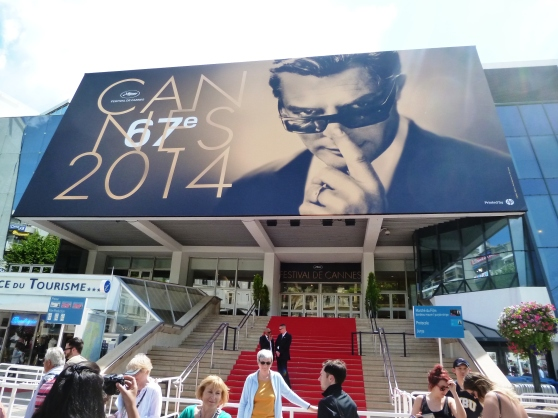 Palais des Festivals May 2014 (C) K. Hin