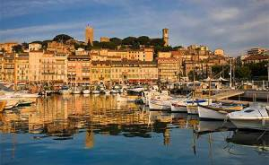 The Old Town of Cannes, le Suquet