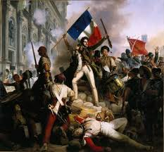 The French Revolution also affected Monaco quite a bit as the bloodthirsty mobs didn't really like crowned heads...!